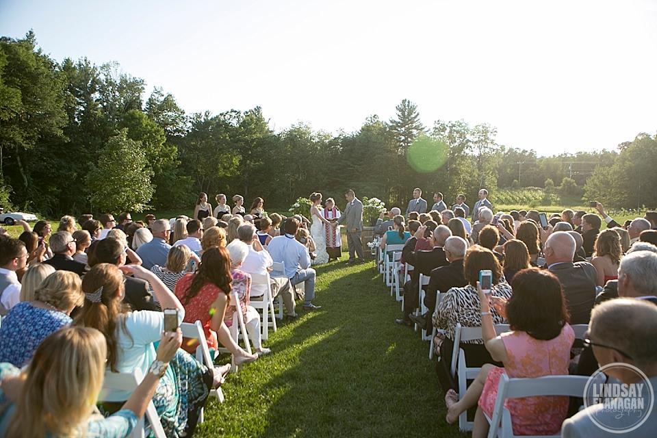 LaBelle Winery Wedding Ceremony