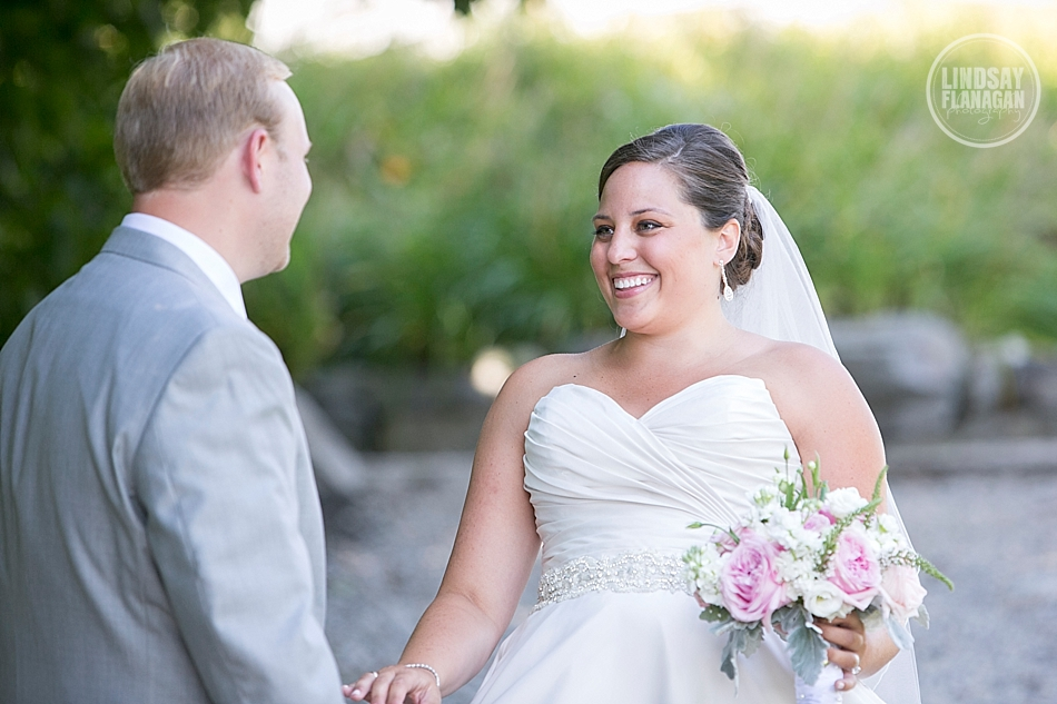 Wolfeboro Inn New Hampshire Wedding First Look