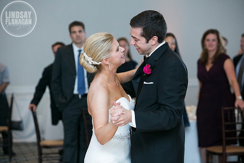 Hanover Inn New Hampshire Wedding First Dance