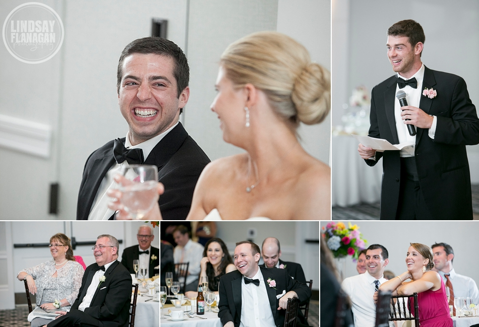 Hanover Inn New Hampshire Wedding Toasts