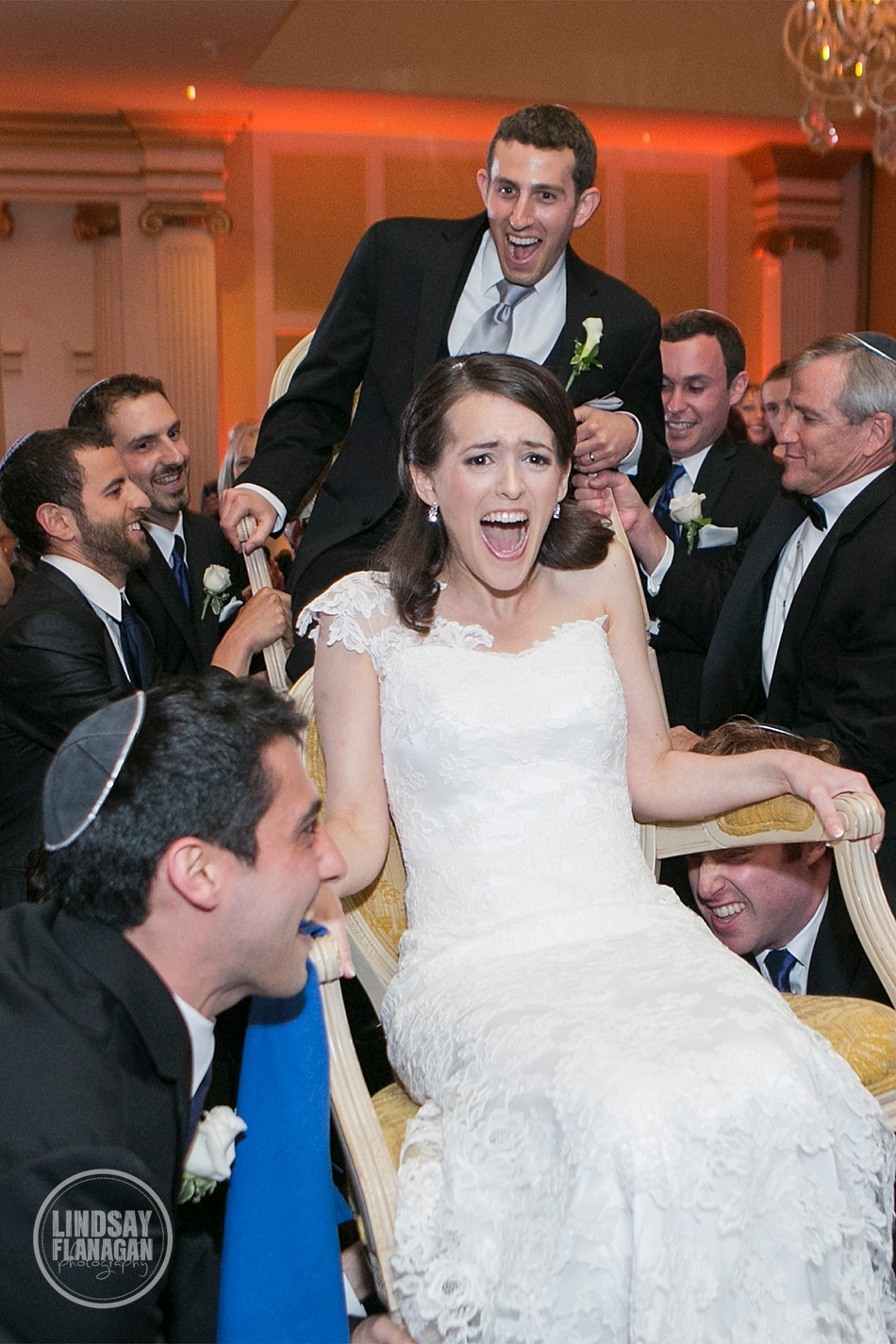 Riverview-Jewish-Wedding-Connecticut-Reception-Hora