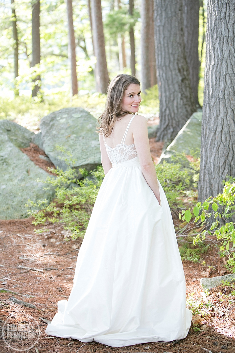 Rockywold-Deephaven-Camp-Wedding-Bride-Portrait