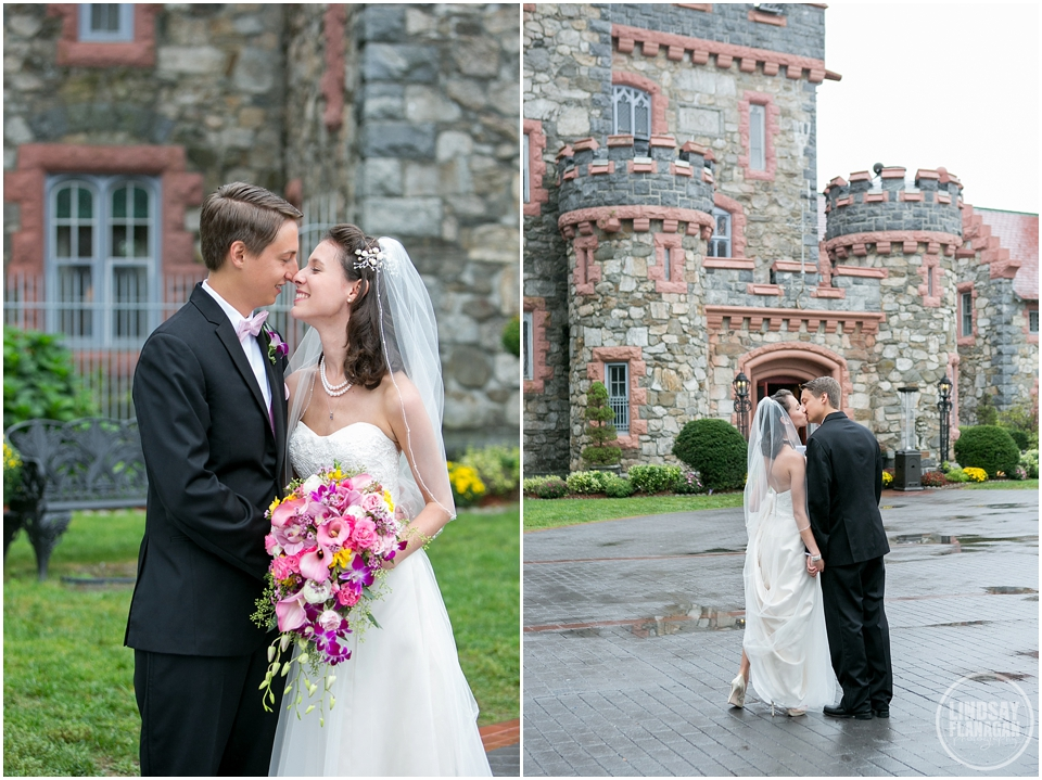 Searles Castle Windham New Hampshire Classic Wedding by Lindsay Flanagan | www.lindsayflanagan.com