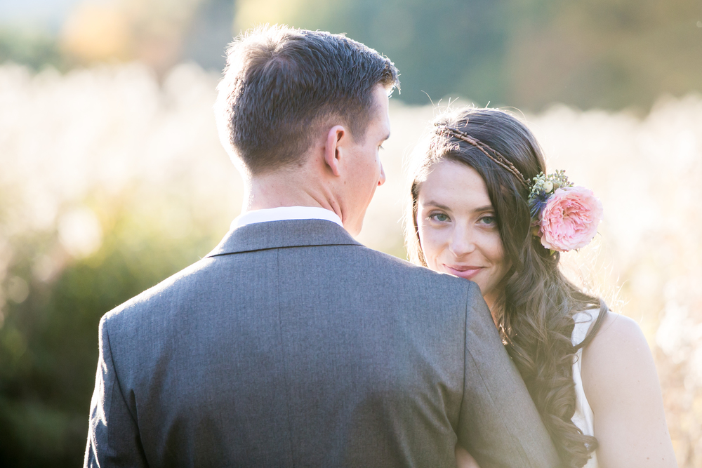 Elopement New Hampshire Fall Wedding