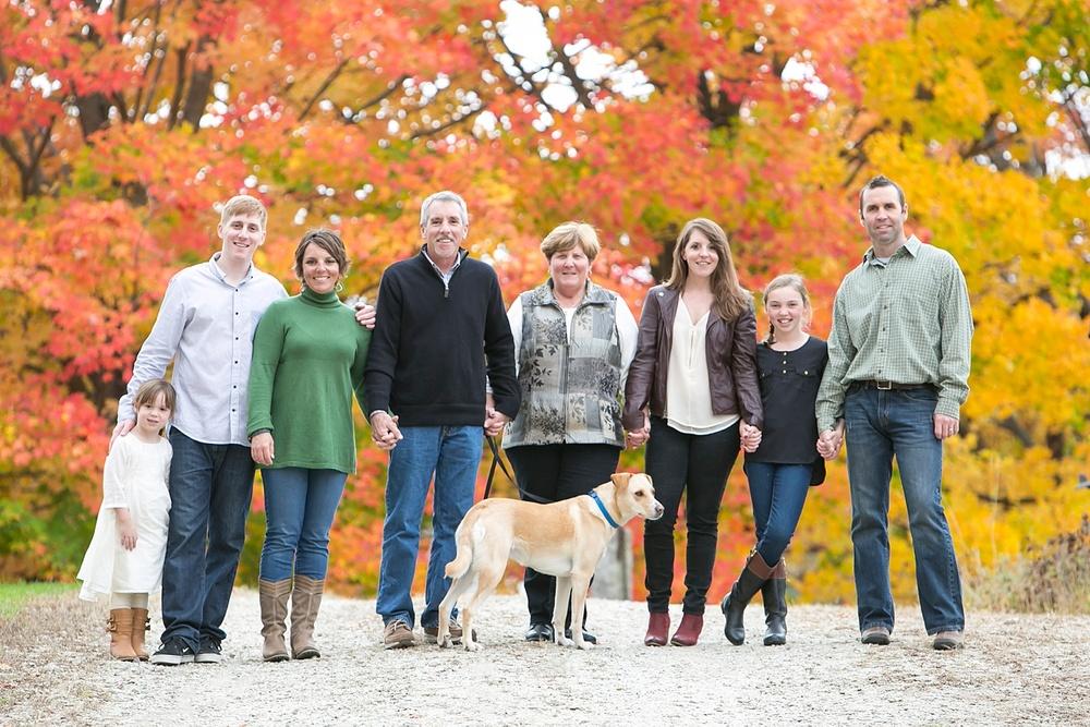 New Hampshire Family Portrait / www.lindsayflanagan.com