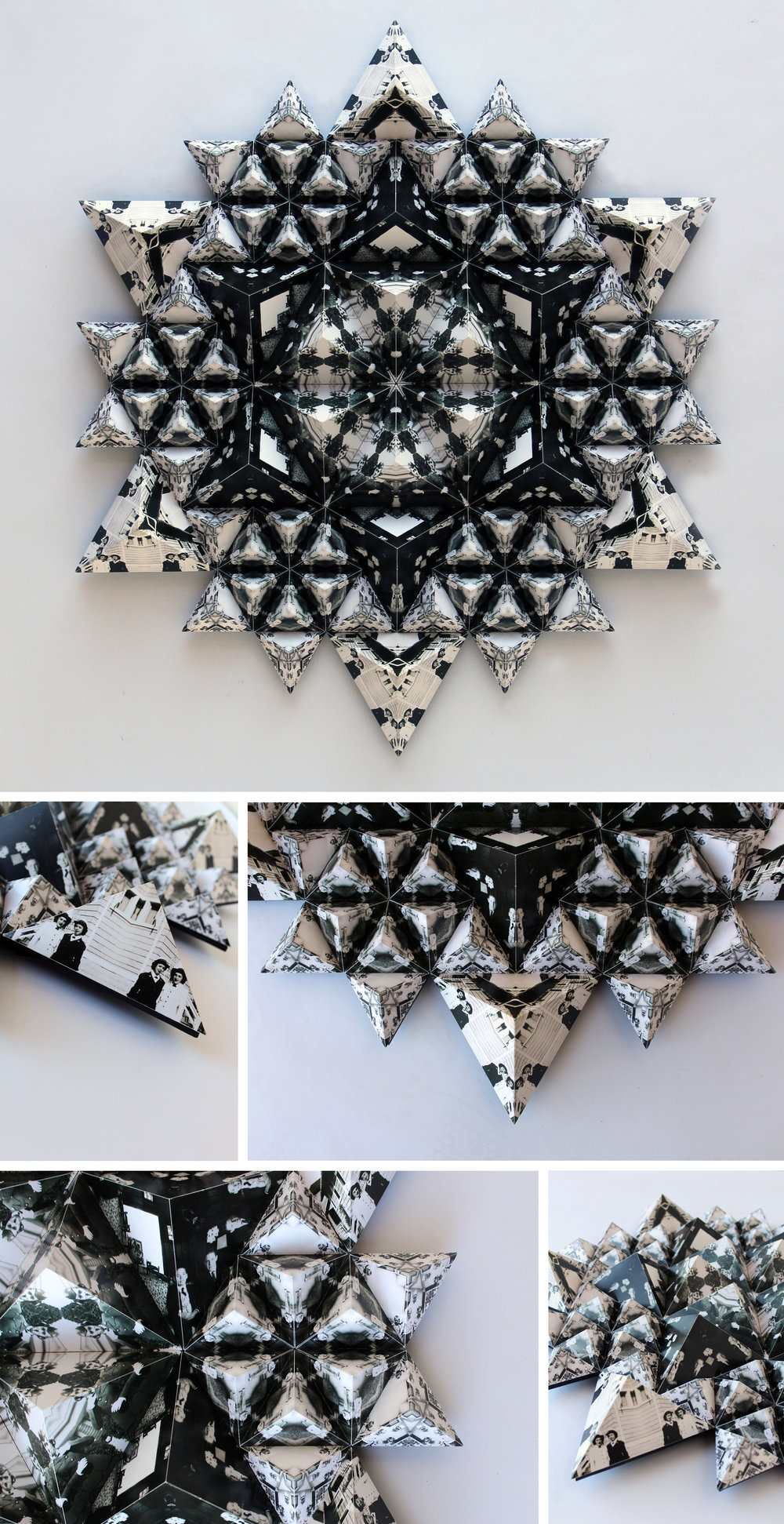 Mandala Tessellation — NICKI CROCK