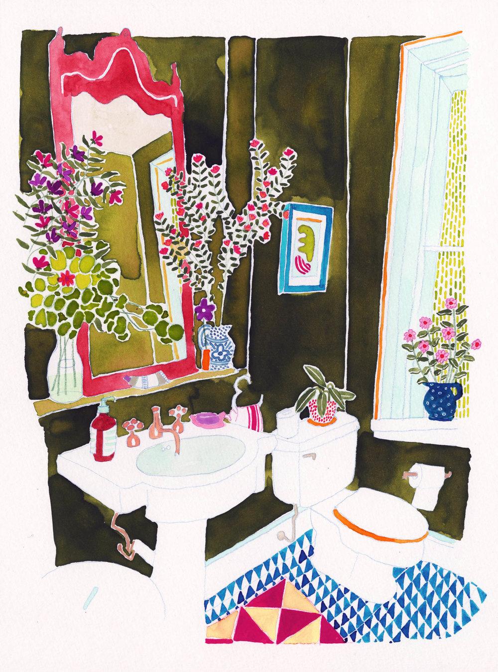 Bathroom with flowers.jpg