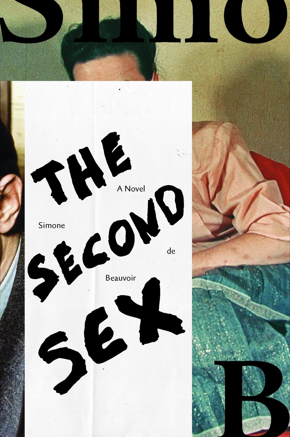 THE SECOND SEX Book Cover - New York