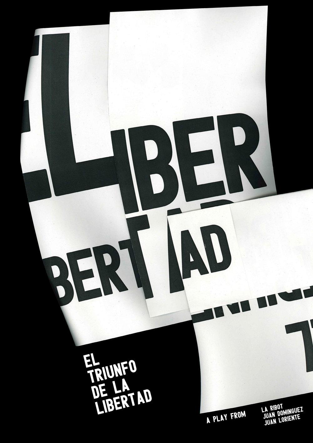 EL TRIUNFO DE LA LIBERTAD   Poster Design - Geneva