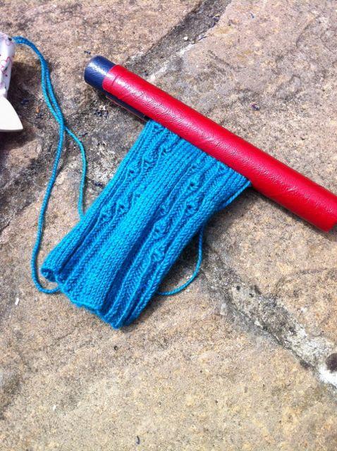 Betula Socks for the Summer of Socks 2014