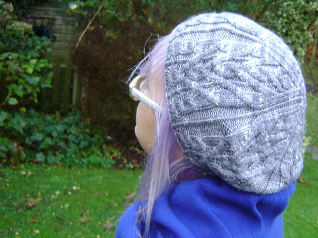 Adela beret from eBook Winter One Image © Rachel Coopey