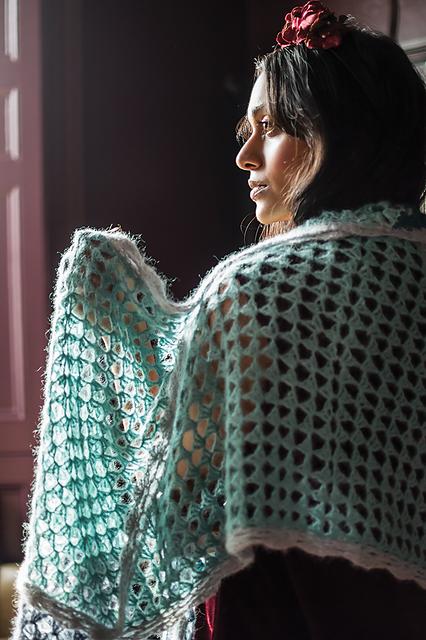 Trienne by Rachel Atkinson from Pom Pom Quarterly - photo belongs to Juju Vail.
