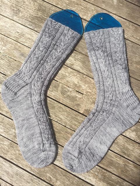 Woodcutter's Socks (debbie135)
