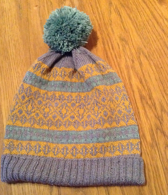 Northallerton Hat  by Rachel Coopey; Photo:  Carol (UnfadingSpring)