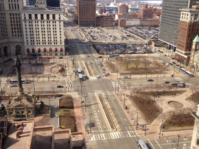 Public Square Previously
