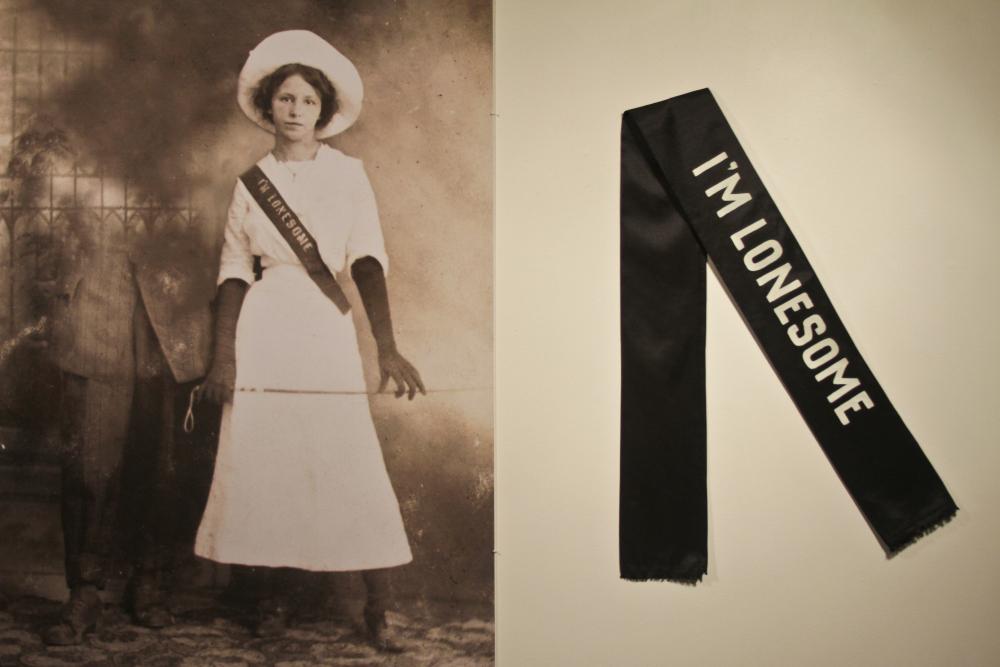 I'm Lonesome (Hazel B Jackson Installation)
