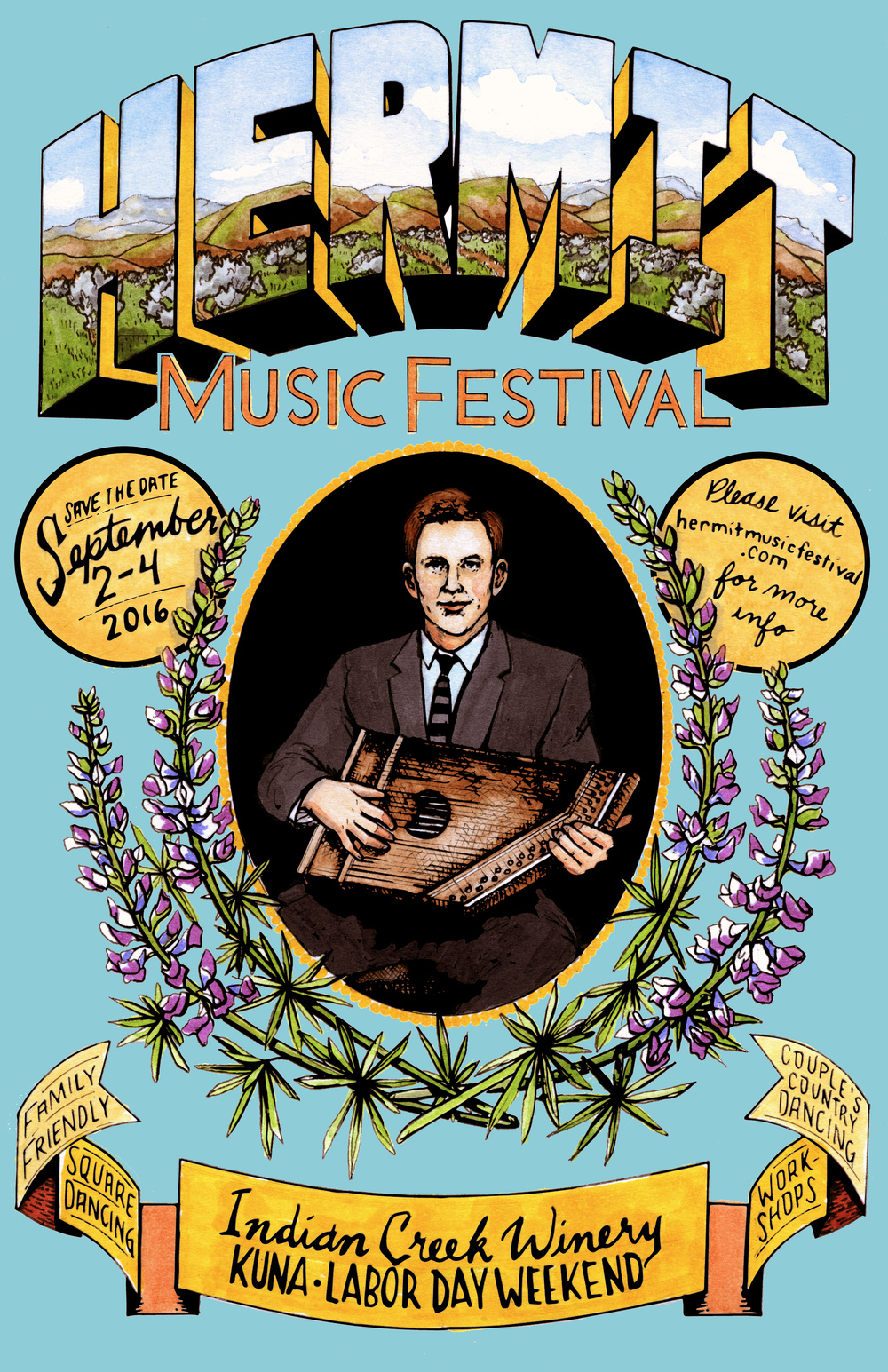 Hermit Music Festival