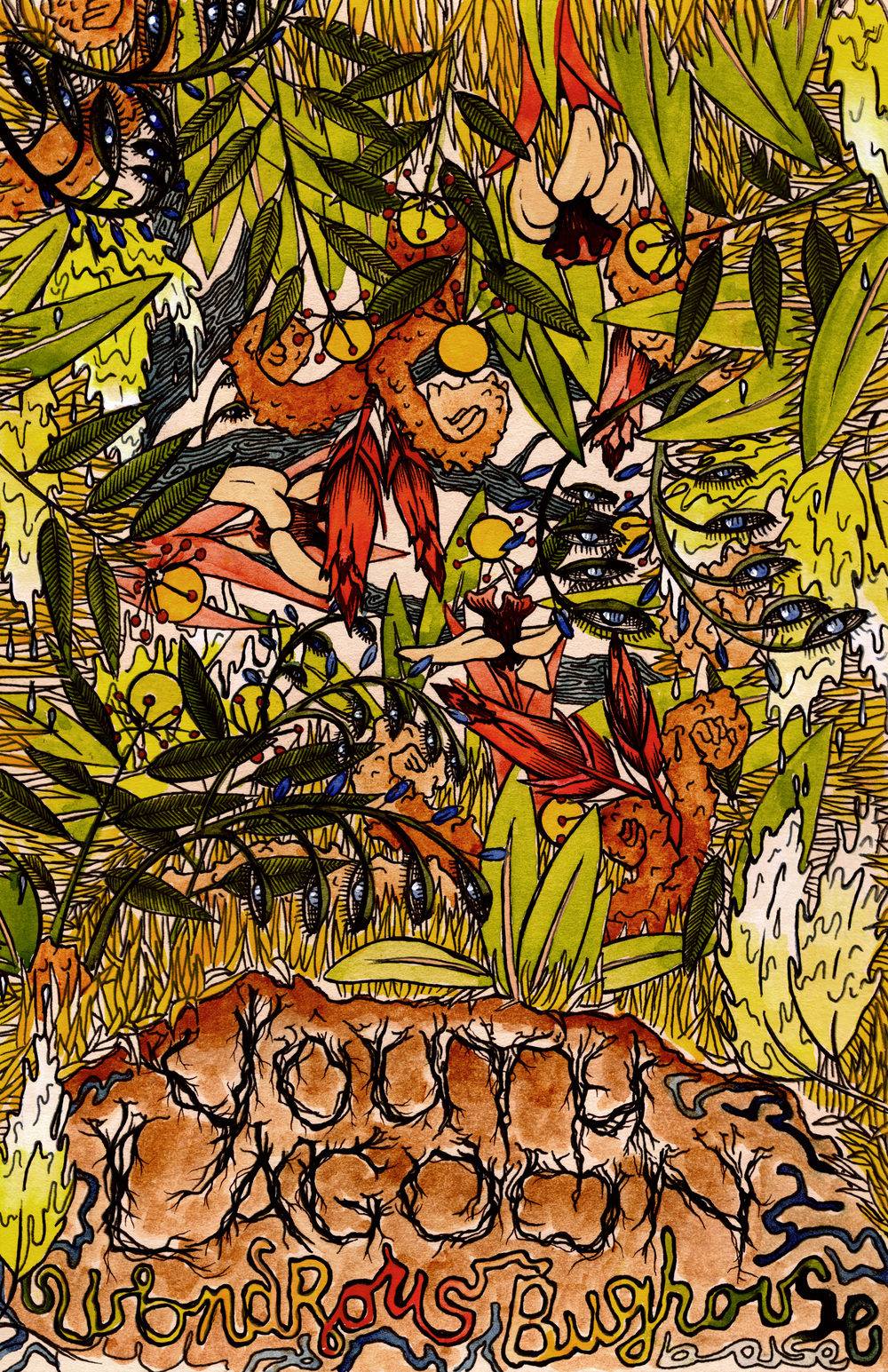 Youth Lagoon, Wondrous Bughouse