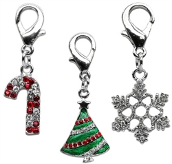 Holiday Lobster Charms- Christmas tree group.jpg