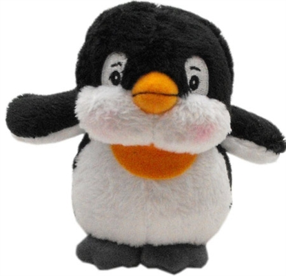 Plush Christmas Dog Toy- Penguin .jpg