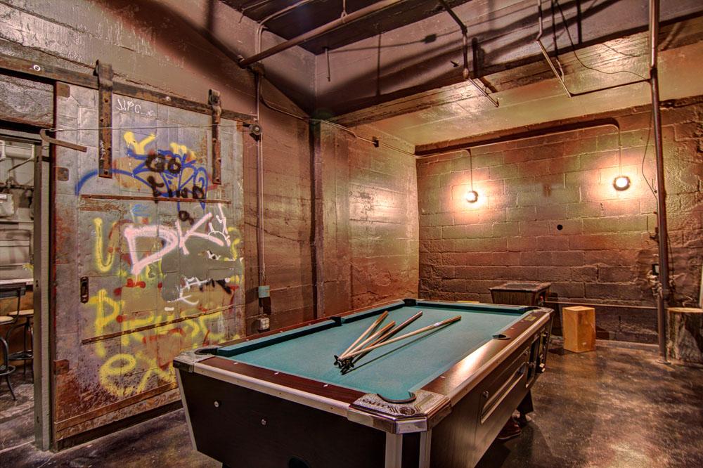 The Billiard Room at 1010 W. Lake St.