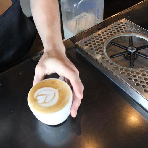 QUICK FACT #3 - Unique, seasonal coffee menus.