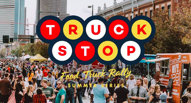 Eat, drink and be merry at the Truck Stop Rally on Saturday.
