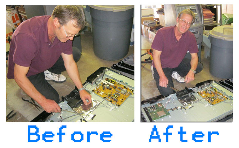Steve Walker Flat Screen Repair Santa Barbara