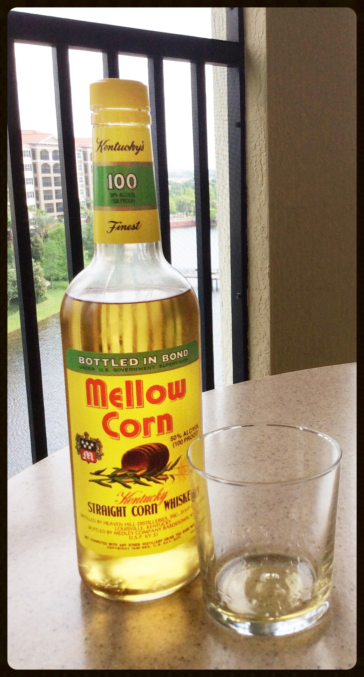 Mellow Corn Whisky