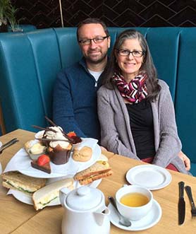 Afternoon Tea Edinburgh