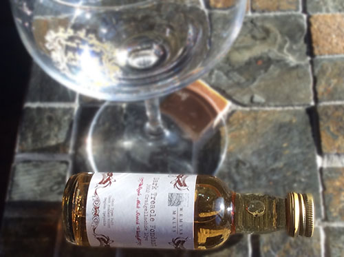 Dark Treacle Fondant Craigellachie by Wemyss Malts