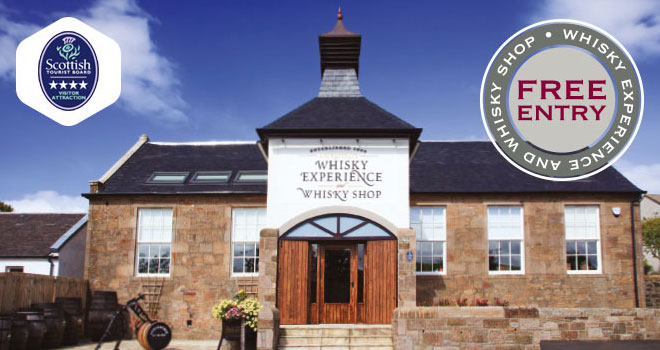 AD Rattray Whisky Experience Shop