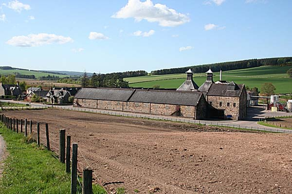 Glentauchers Distillery