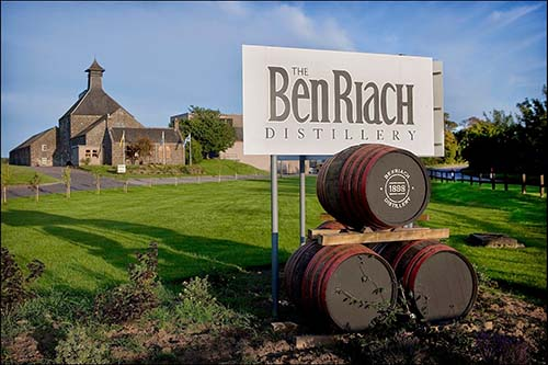 BenRiach Distillery