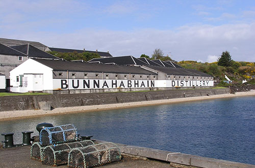 Bunnahabhain Distilley