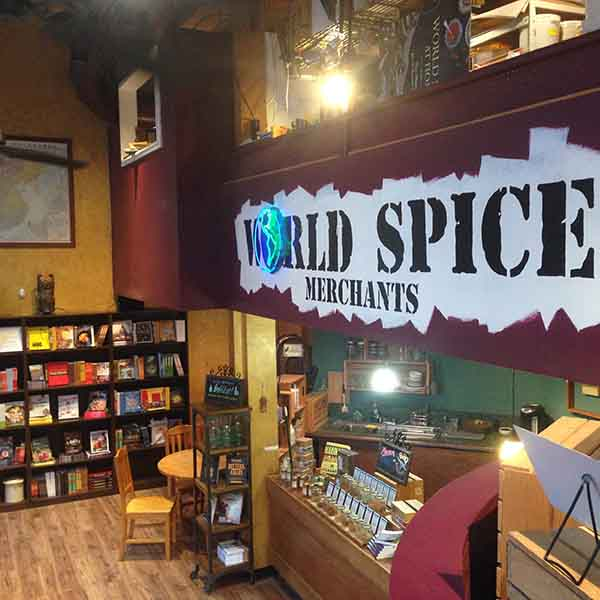 World Spice Merchants
