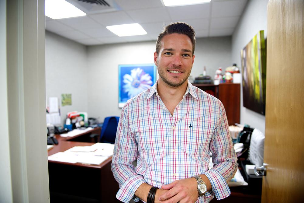 Jim Zulick, NYU '11