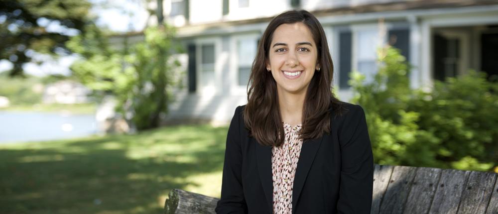 Julia Sternfeld, Wharton '13