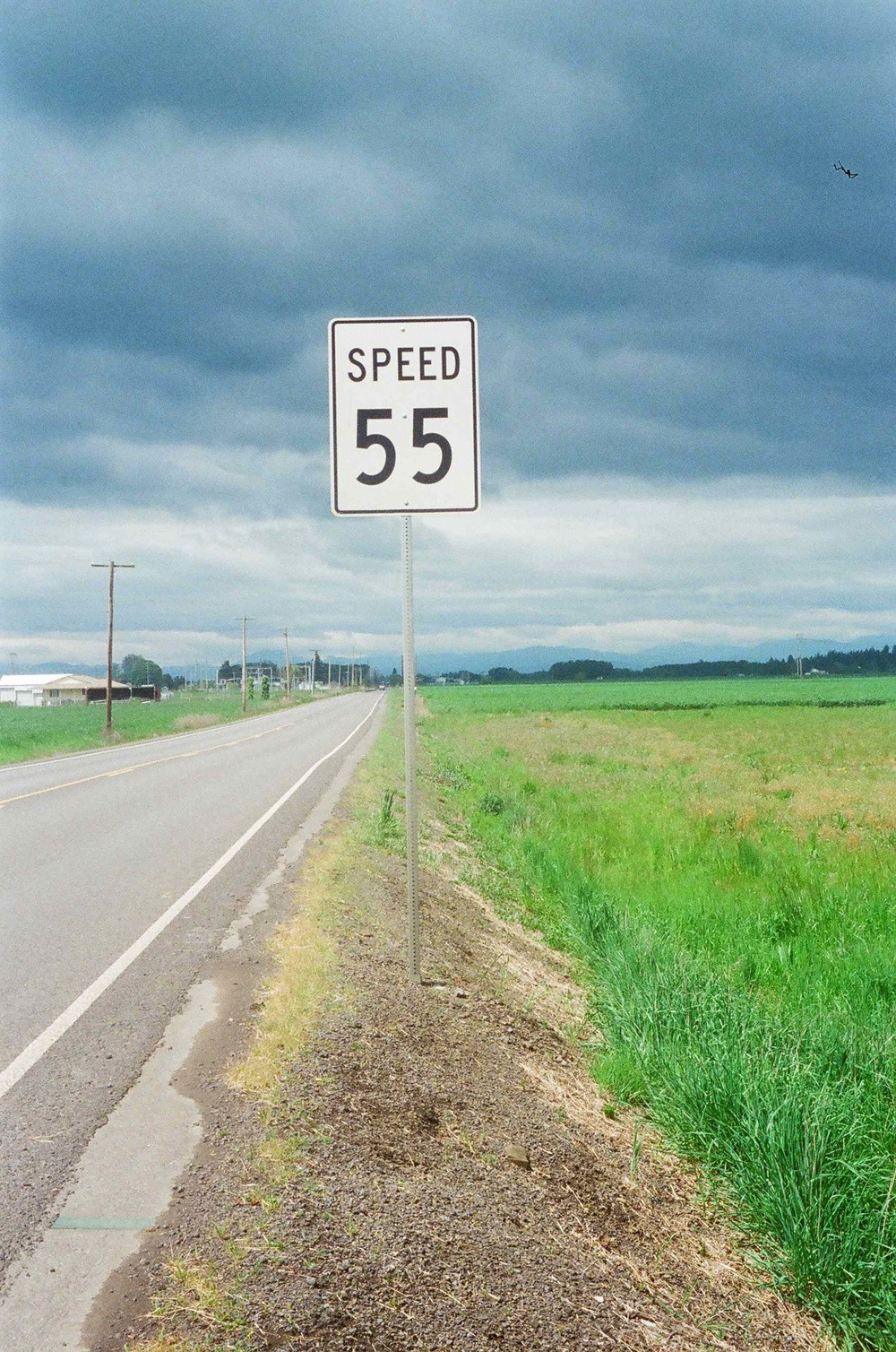 We limit our highway speeds to 55 mph in order to conserve fuel and reduce emissions. Generally, this creates a 15% fuel savings per mile, and a similar reduction in greenhouse gas emissions, when compared to a vehicle going 65 mph.  EPA test results show that light duty gas powered vehicles traveling at 55 mph create substantially less emissions than when the same vehicle travels at 65 mph: nitrous oxides are reduced by 8% per mile, volatile organic compounds decreases 35% per mile, and carbon monoxide declines 60% per mile.