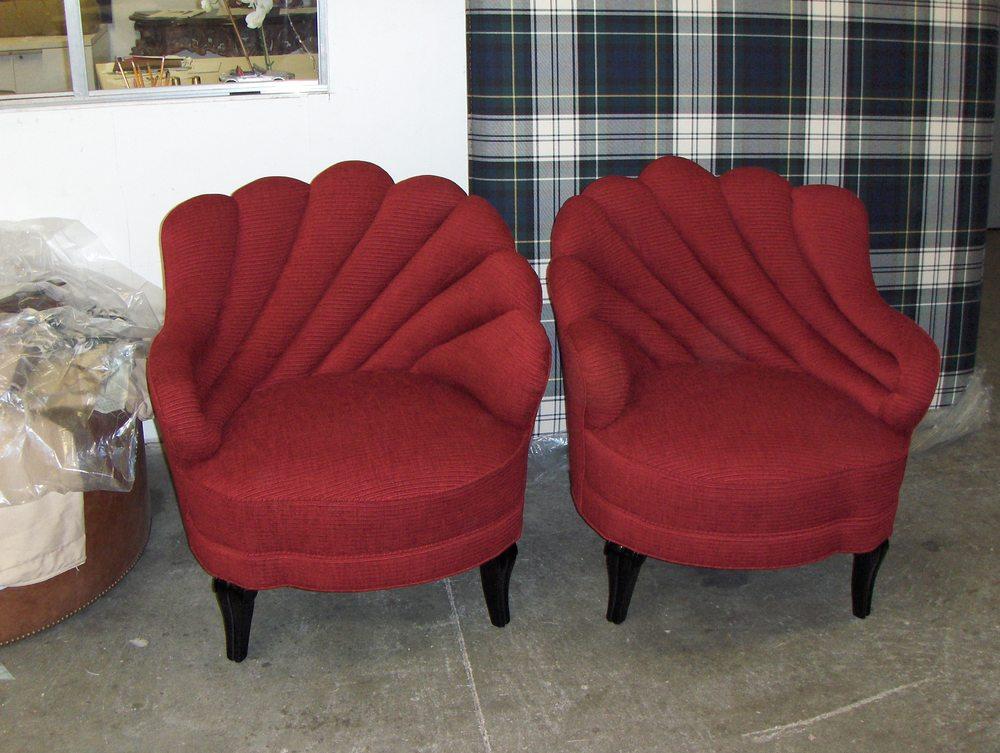 Tub Chairs  Shell Chanels