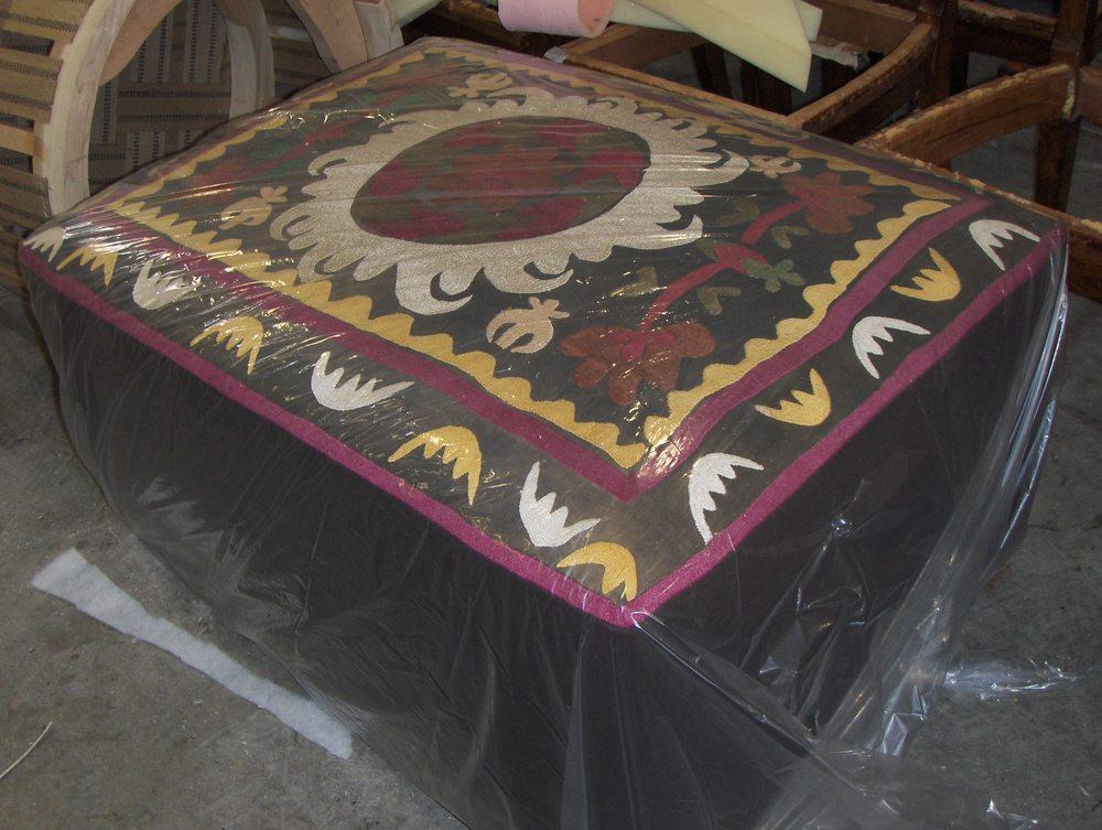 Ottoman  Suzani cotton