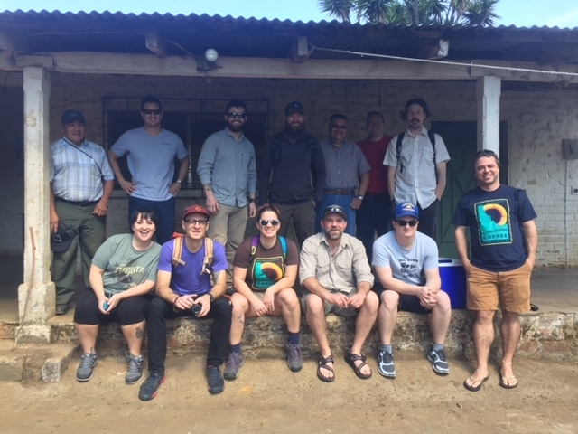 Our Group at Finca El Rosario