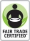 Denotes Fair Trade Certified product is available for this item.