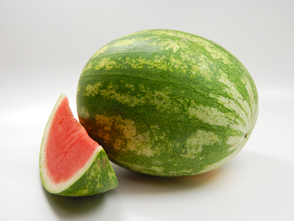 Watermelon grown by Videxport.  Click to download high resolution image.