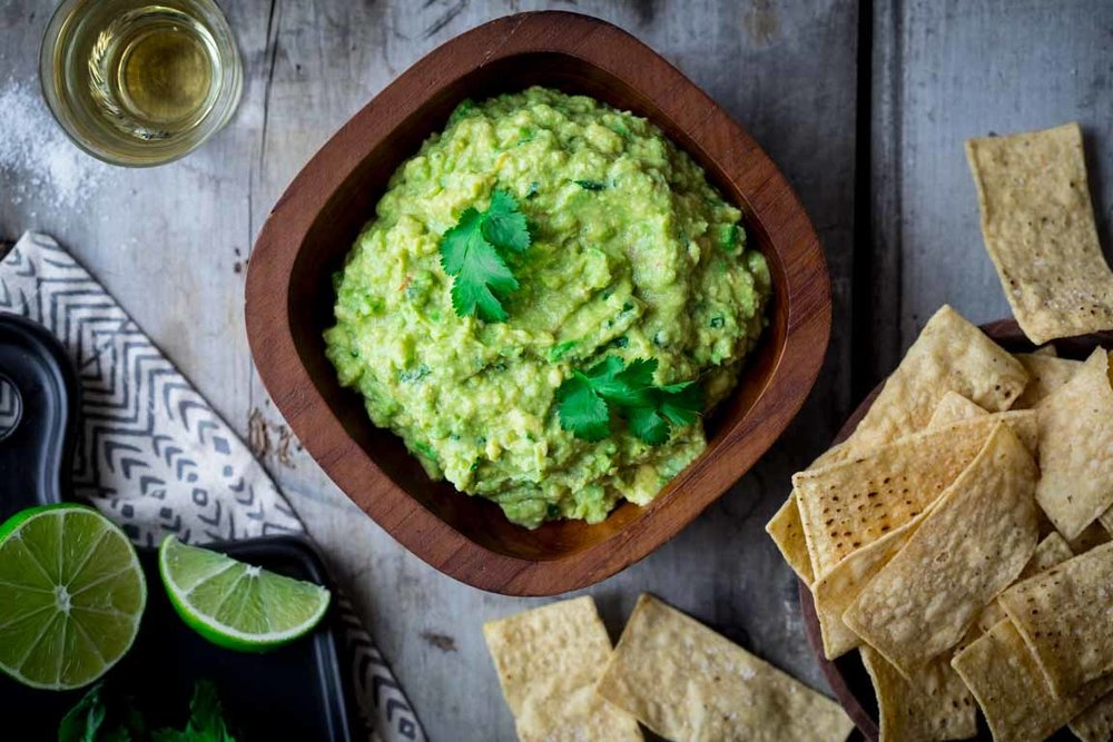 Avocado Dips - Guacamole (and other dips/sauces) is one of the most widespread traditions of Super Bowl Sunday.
