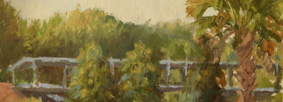 SEASIDE BRIDGE- FL. OIL 9x12%22JPG.JPG