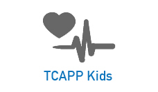 Become a TCAPP kid and connect with other kids with similar conditions.
