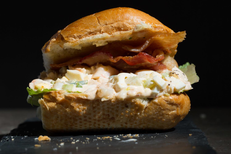 recipe: shrimp salad melt [30]