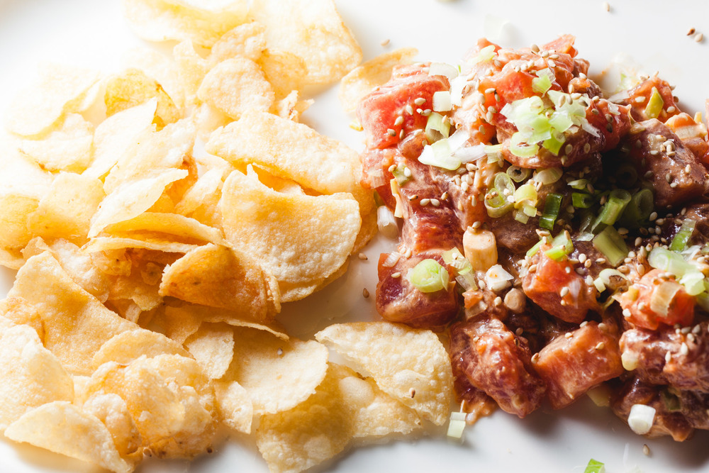 SPICY AHI POKE RECIPE