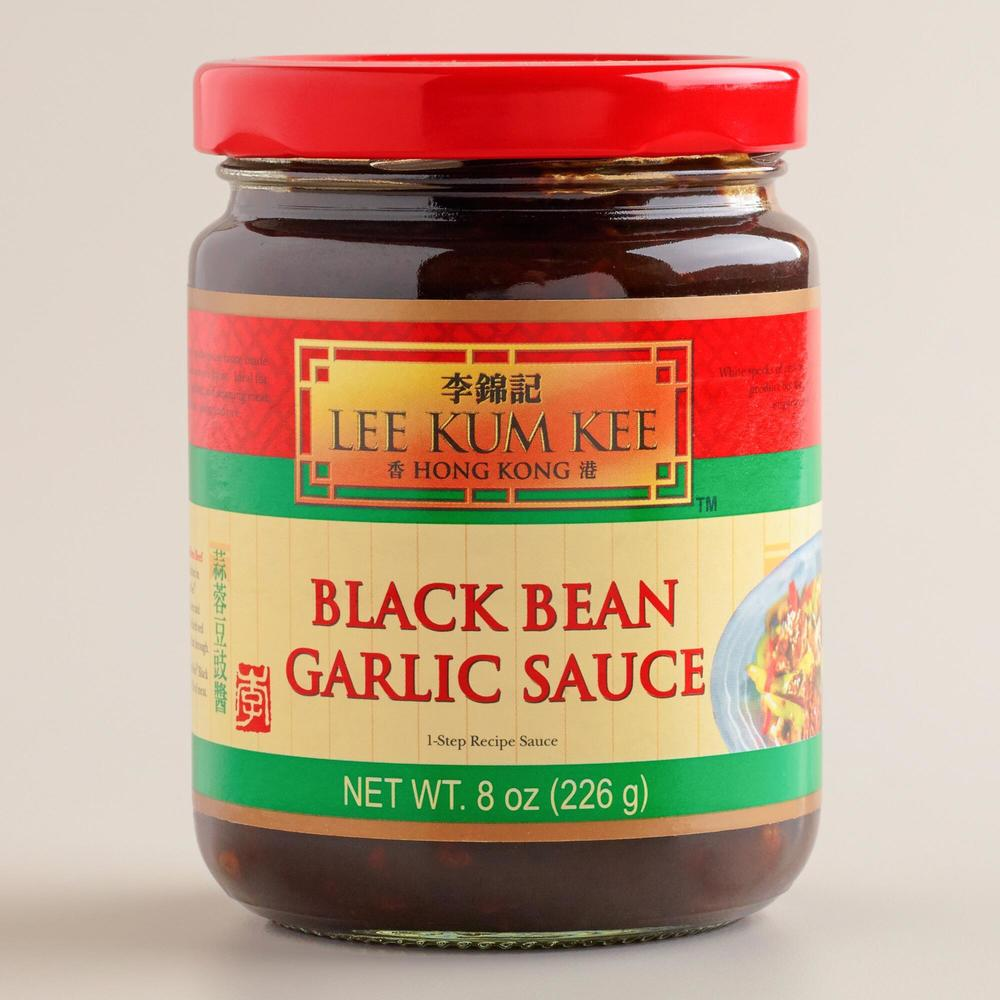 BLACK BEAN GARLIC SAUCE
